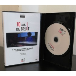 DVD - 10 ANS DE BRUITS
